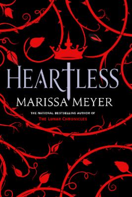 Heartless de Marissa Meyer + ¿Acaso he perdido la cabeza?