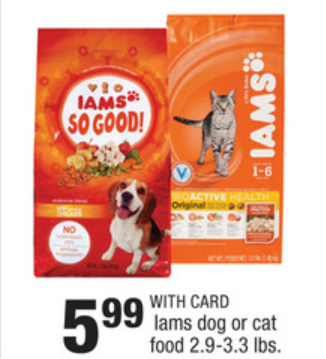 dog food couponing deals