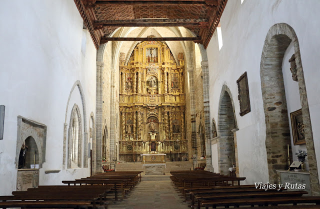 Iglesia de San Francisco, Villafranca del Bierzo, León