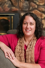 Author Marie Johnston