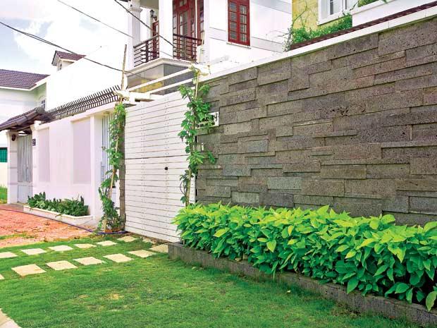 Phong thủy cho hàng rào ngôi nhà
