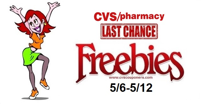 http://www.cvscouponers.com/2018/05/last-chance-money-makers-freebies-at.html