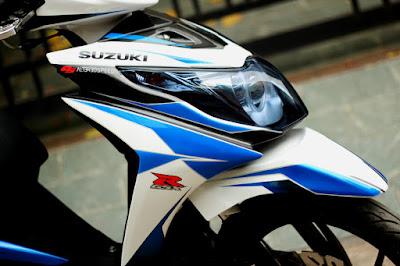 kelebihan motor Suzuki Matic Hayate 125