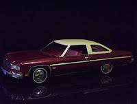 Chevrolet Caprice 1976 MPC 1/25
