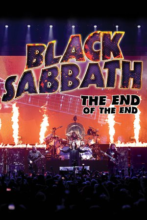 Poster Black Sabbath: The End of The End 2017