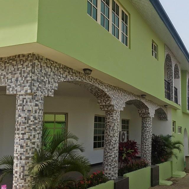 femi adebayo house