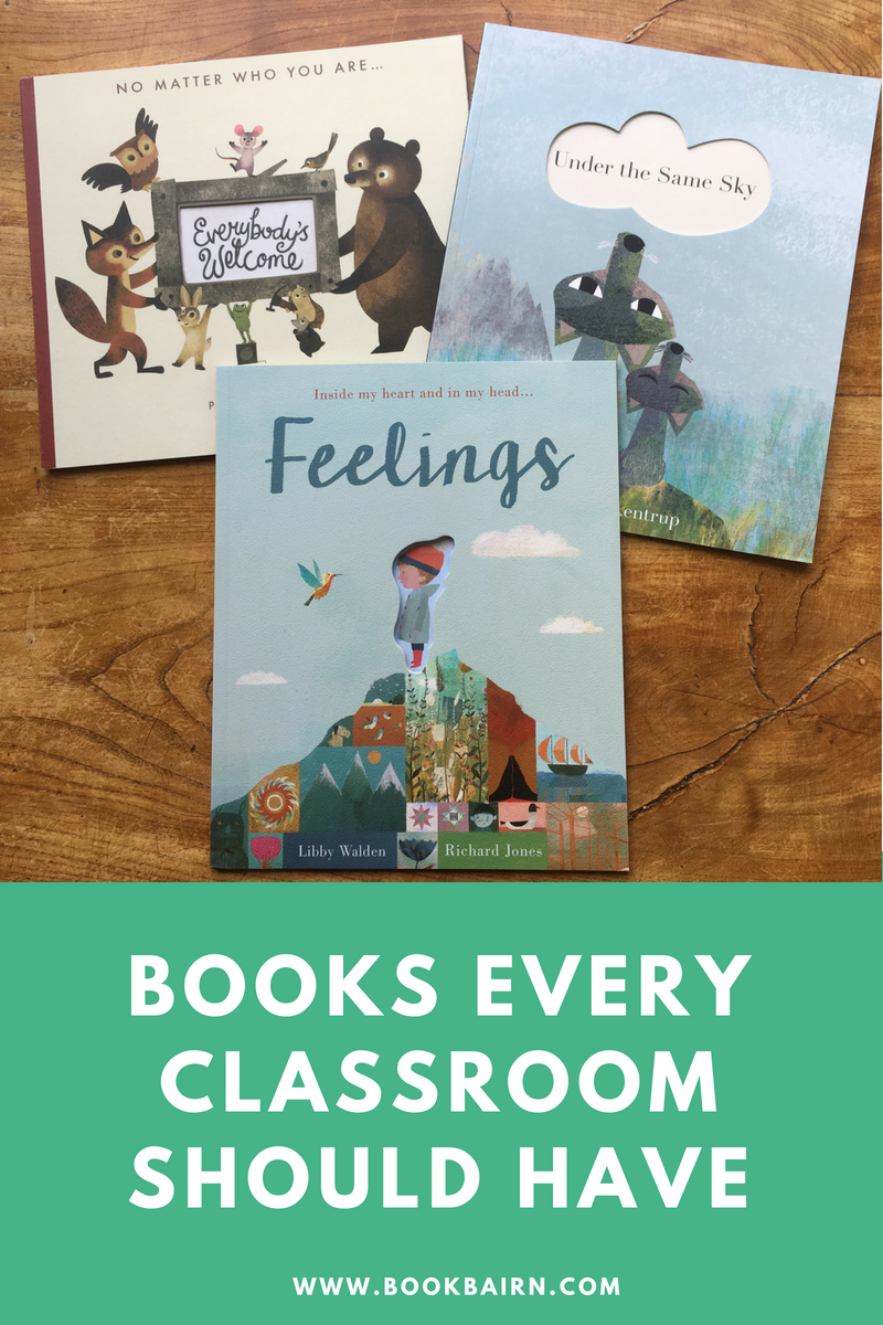 Books Every Classroom Should Have Bookbairn