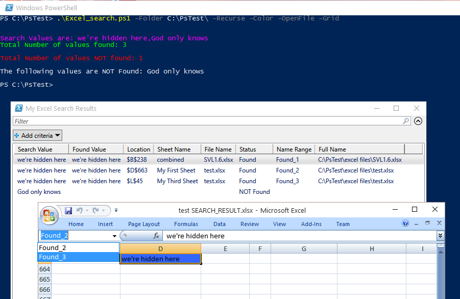 A Blog to a System Admin's Passion: Search Multiple Words in ...
