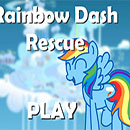 MLP Rainbow Dash Rescue