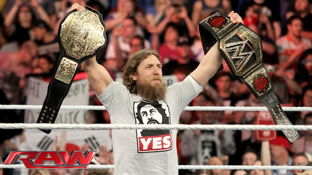 Daniel Bryan Royal Rumble 2016