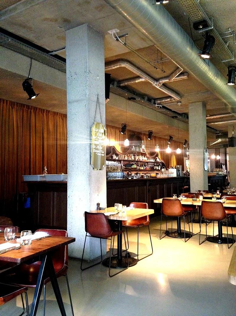 Lobby Restaurant at HotelV Nepslein