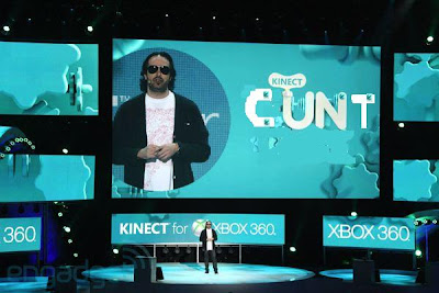 Kinect Cunt