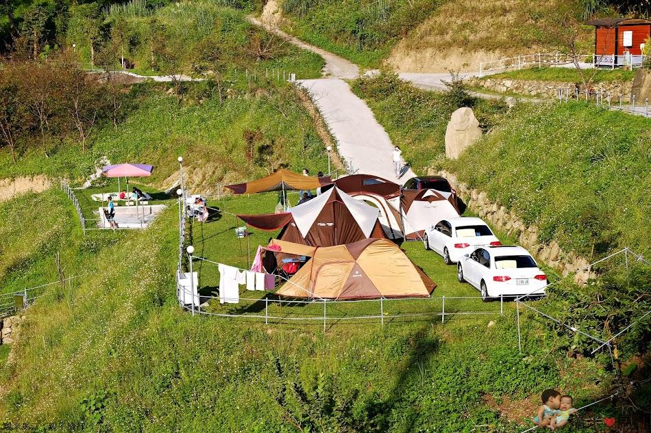 思穀汗露營區