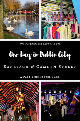 One Day in Dublin City Itinerary: Ranelagh and Camden Street