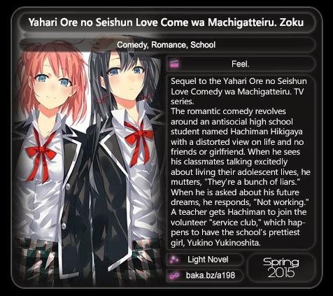 Spring 2015 Anime series   sukajepang.com