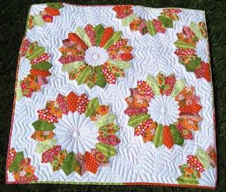 Manteles de patchwork patrones