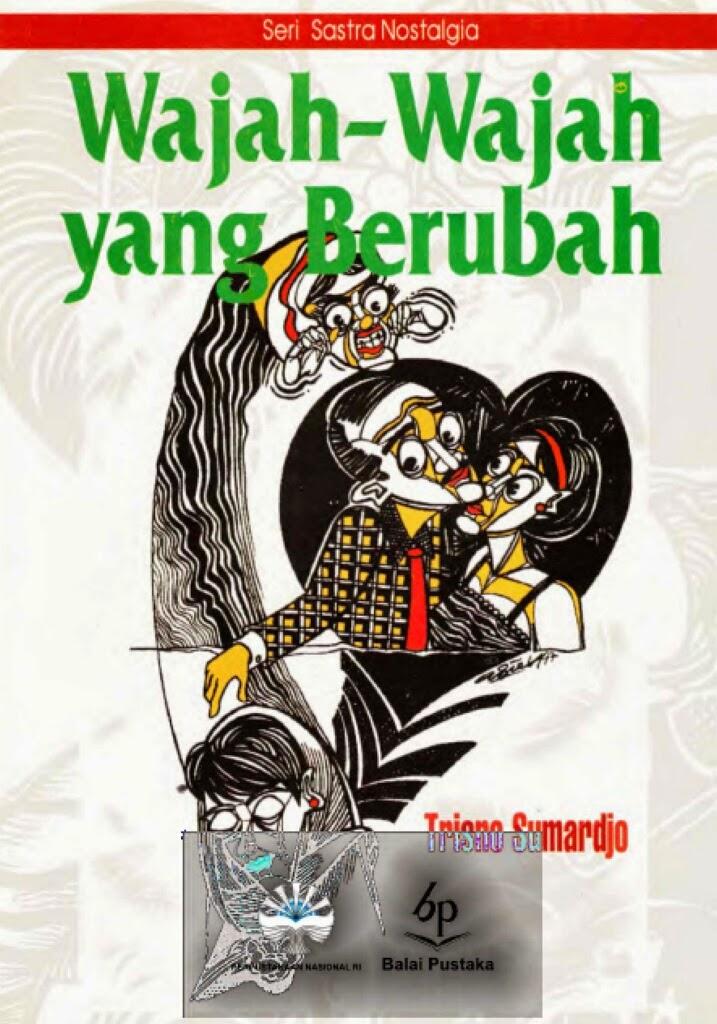 Ebook Wajah Wajah Yang Berubah Kumpulan Cerita Pendek Trisno
