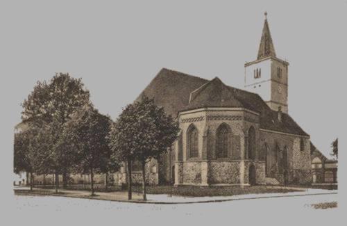 Kirche und Dom im Gedicht
