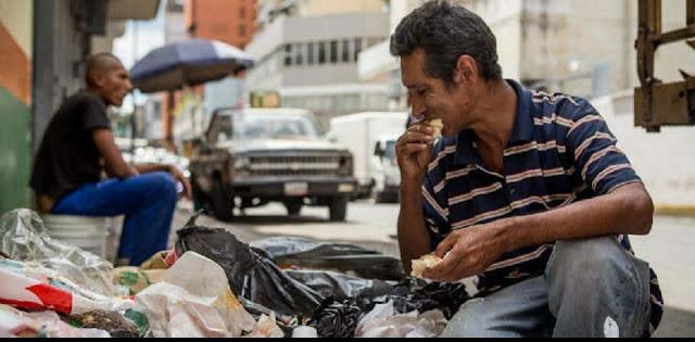Hecho en socialismo: venezolanos perdieron en promedio más de 11 kilos en 2017