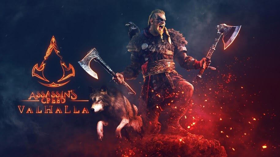 Assassins Creed Valhalla, Eivor, 8K, #7.2143