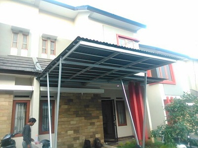 harga kanopi baja ringan atap spandek jual di medan ~ kontraktor jasa ...