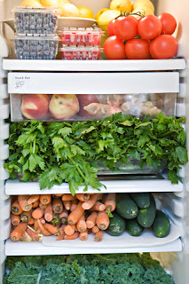 Fridge Vegetables