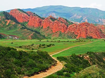 kyrgyzstan tours, kyrgyzstan art craft tours