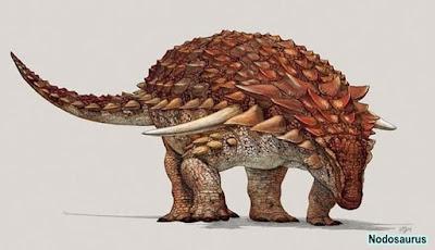 Dinosaurus Berlapis Baja ini Juga Memiliki Kamuflase
