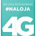 TIM libera Internet 4G em Ruy Barbosa!
