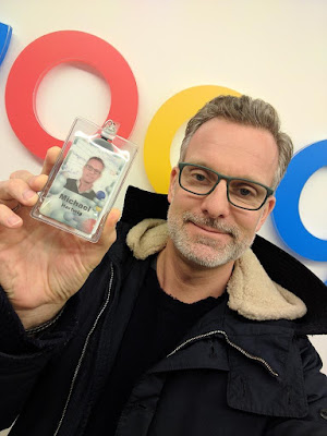 After two exciting and very rewarding years at Google I left my badge at reception today.