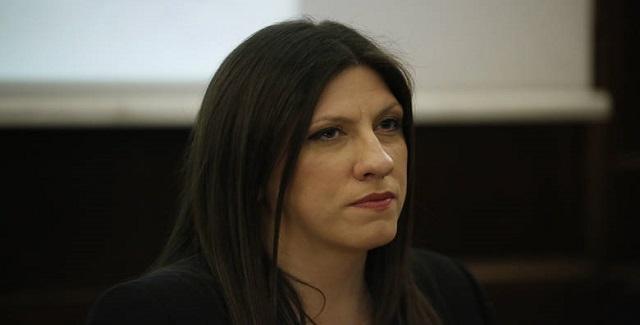Ζωή Κωνσταντοπούλου: Θα κάνω ό,τι μπορώ για να μην κυρωθεί η συμφωνία των Πρεσπών