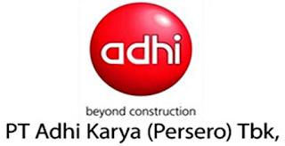 Lowongan Kerja BUMN PT Adhi Karya Persero Tbk