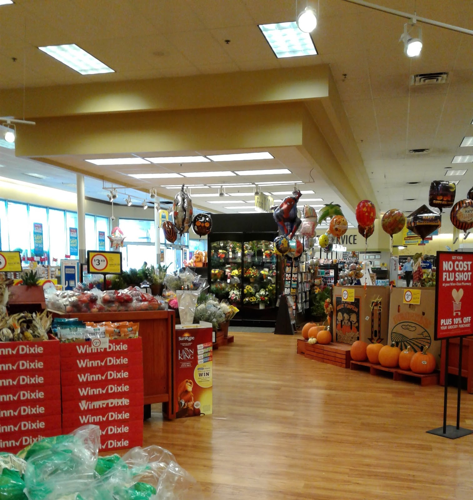 My Florida Retail Blog: Winn-Dixie #2354 - Sebastian, FL