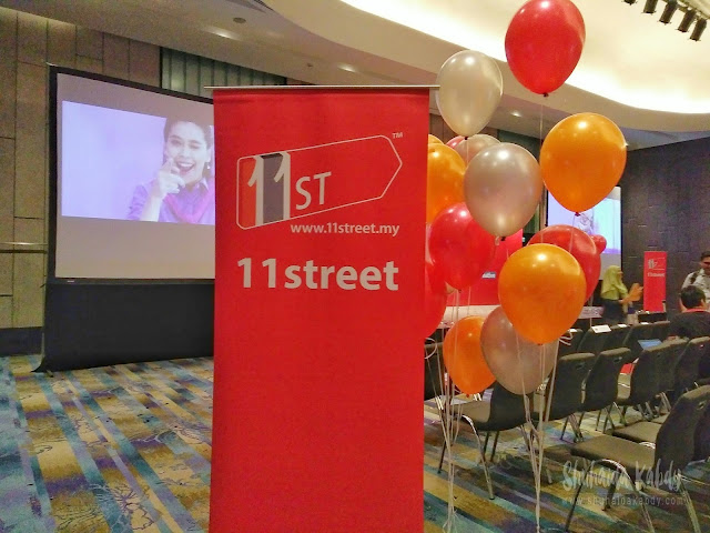 11street lancarkan kempen shop the world