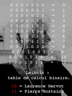 Photo de 1011 avec calcul de Leibniz