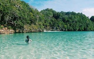 objek wisata pantai di indonesia