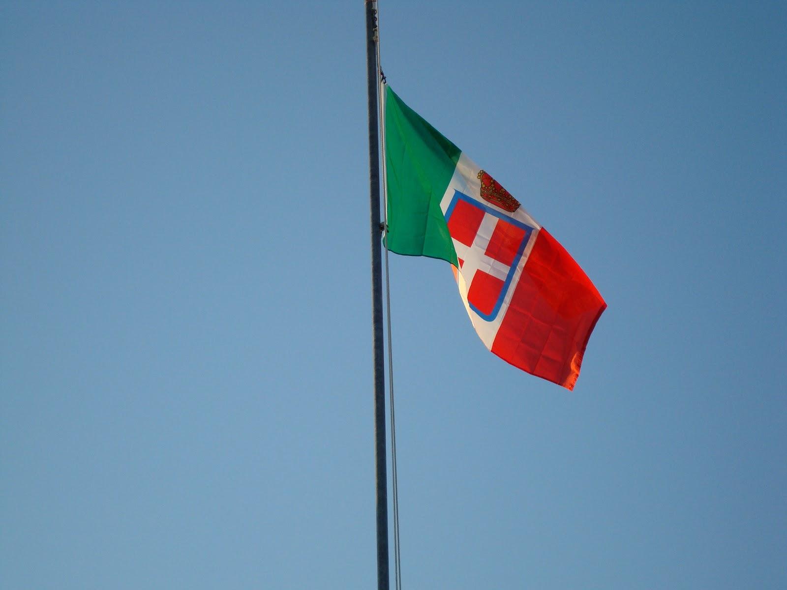 Italian Flag: The Italian Monarchist: Italian Flag Day