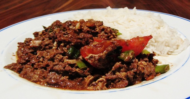 Beef And Egg Stir Fry  Recipe