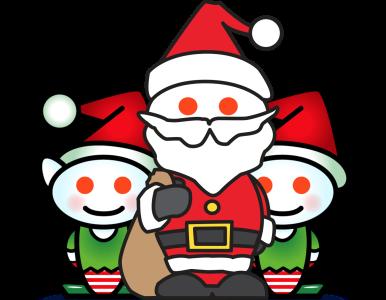 Kate On-Air: UPDATE: Reddit Secret Santa