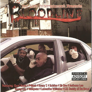 2nd Life Entertainment Presents – Bloodline (1999) [CD] [FLAC]