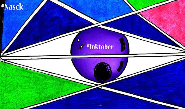 "Inktober 2018 - dia 16 ""Angular"""