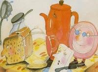 Canción de tomar el té