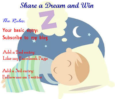 giveaway, dream
