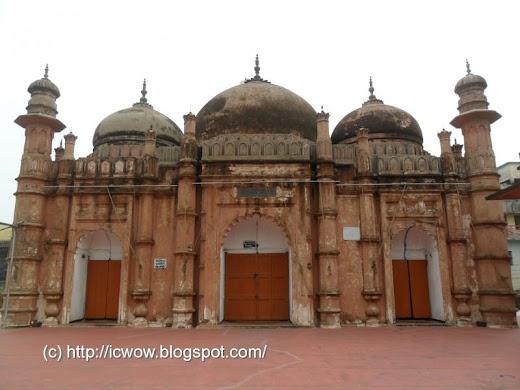 Khan Mohammad Mridha mosque,Dhaka