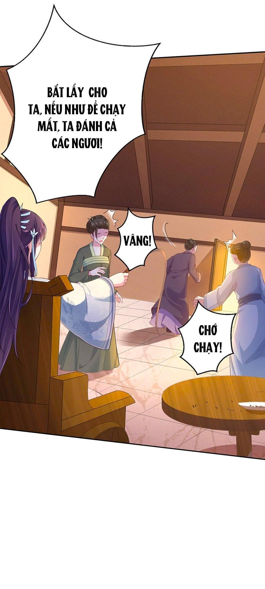 Phượng Ngự Tà Vương Chapter 7 - Trang 24