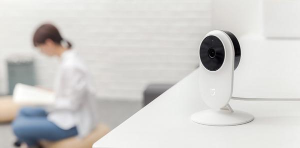 Gadget Xiaomi Canggih Selain HP mi security cam