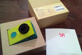 Jual Kamera Xiaomi yi