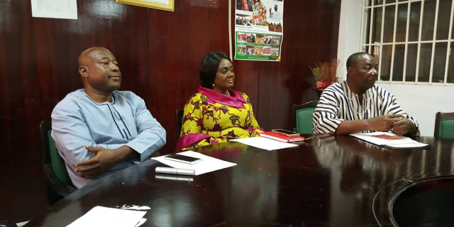 I'm Ready To Promote The Creative Arts Sector For Economic Gains - Minister of Tourism, Arts And Culture, Hon. Barbara Oteng- Gyasi
