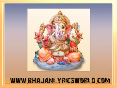 Ganesha-god