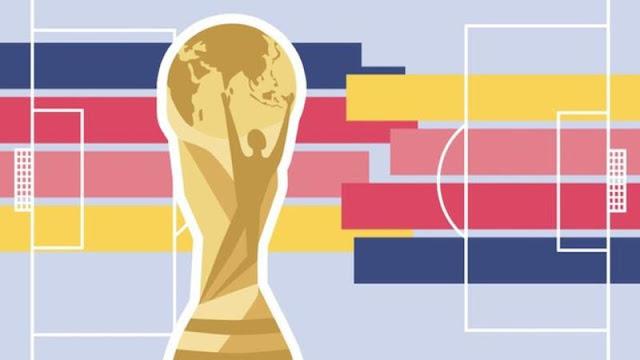Jelang Piala Dunia 2018 : Data & Fakta yang Perlu Anda Tahu